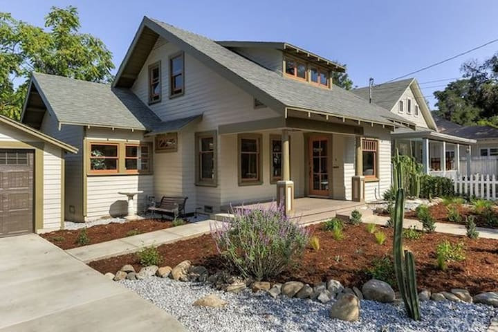 Charming home in the heart of SoCal (Redlands)