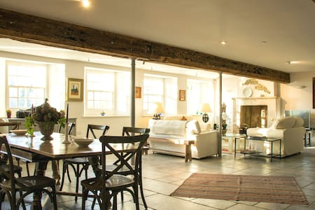 Stunning, luxurious converted Mill - East Hanney - Apartmen