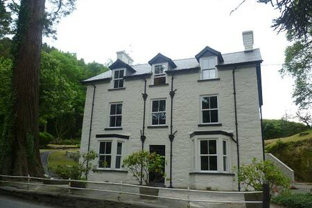 The Fairy Glen Self Catering Apt5 - Betws-y-Coed - Pis