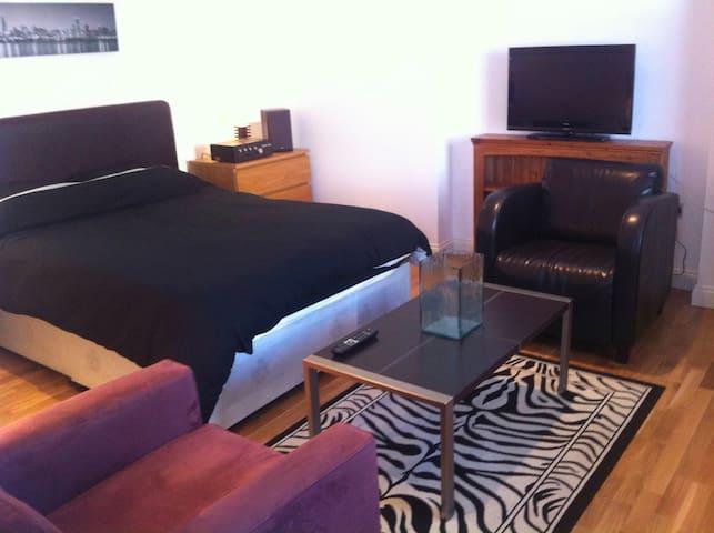 A Luxury Room - Heart of Saint Leonards on Sea 008 - Saint Leonards - Lägenhet