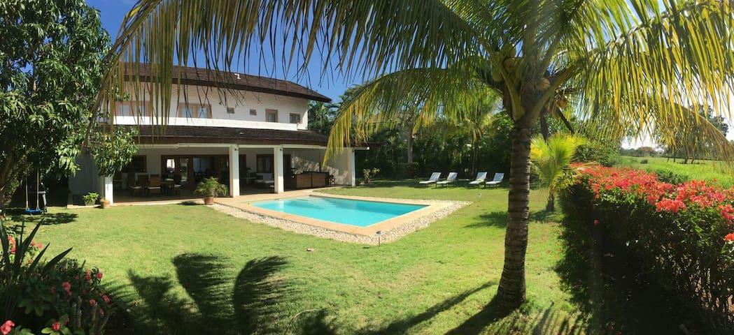 Stunning Villa @Guavaberry GolfClub - Juan Dolio - Villa