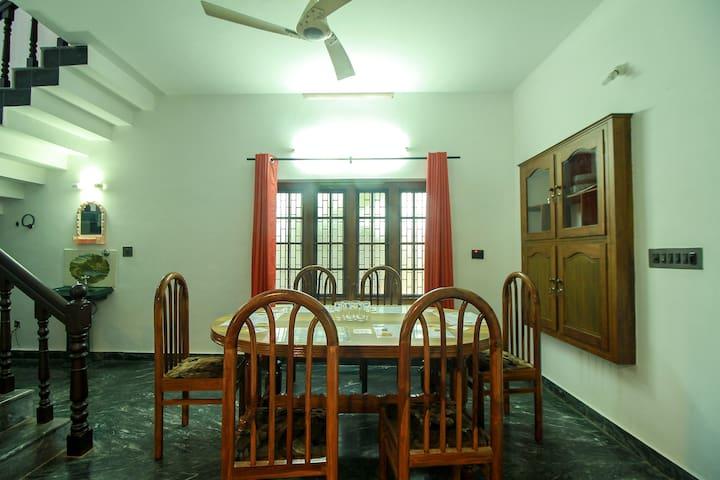 OYO-Standard 1BR Stay in Chevarambalam, Kozhikode