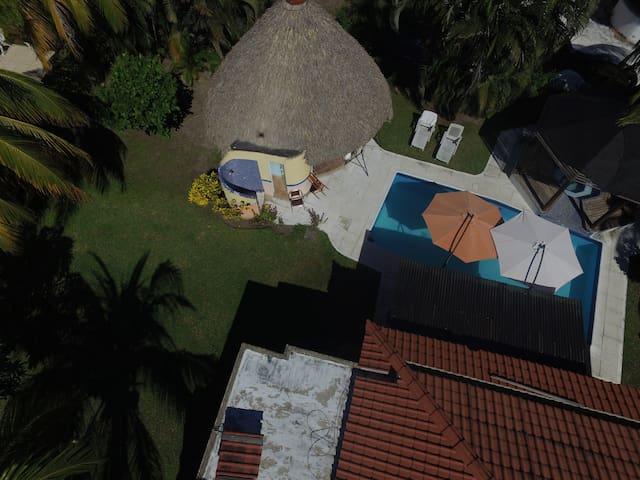 Casa en Puerto San José