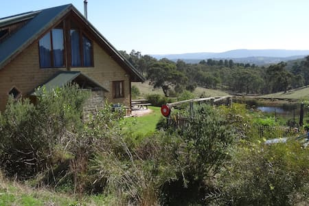 House in the hills, (Room 2) - Smiths Gully
