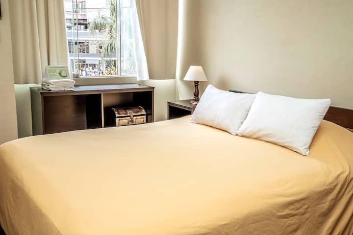Habitación privada en el Centro de Miraflores