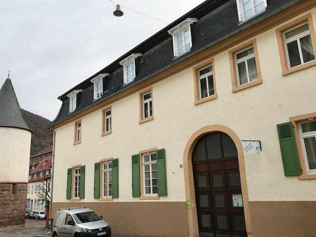 Guidebook for Heidelberg