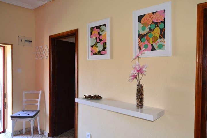 El apartamento de cuki - Santa María de la Alameda - อพาร์ทเมนท์