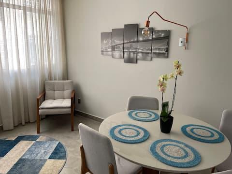 Suíte COMPLETA 💎, Apartamento no Nova Suíça!
