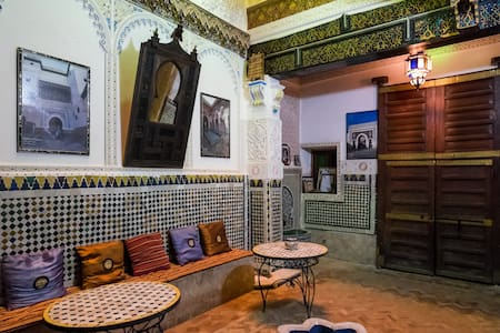 Riad Malak - Room Kanaa - Fes - Bed & Breakfast