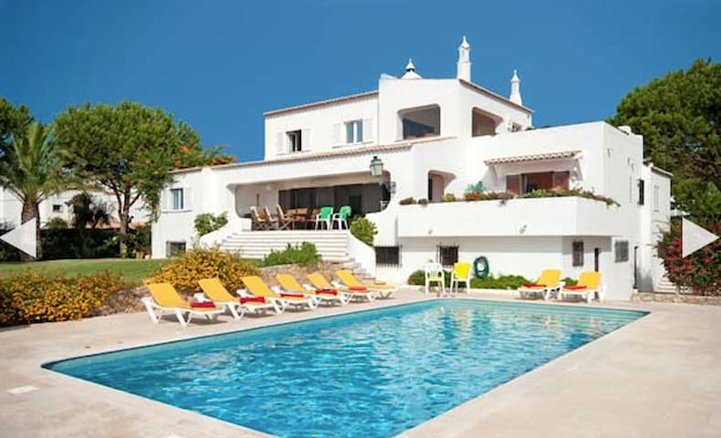 Villa for 13 person with pool - Porches - Casa