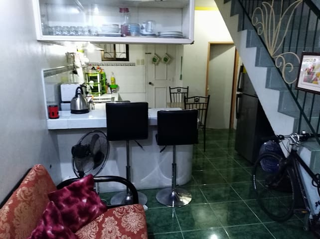 Angeles City Townhome