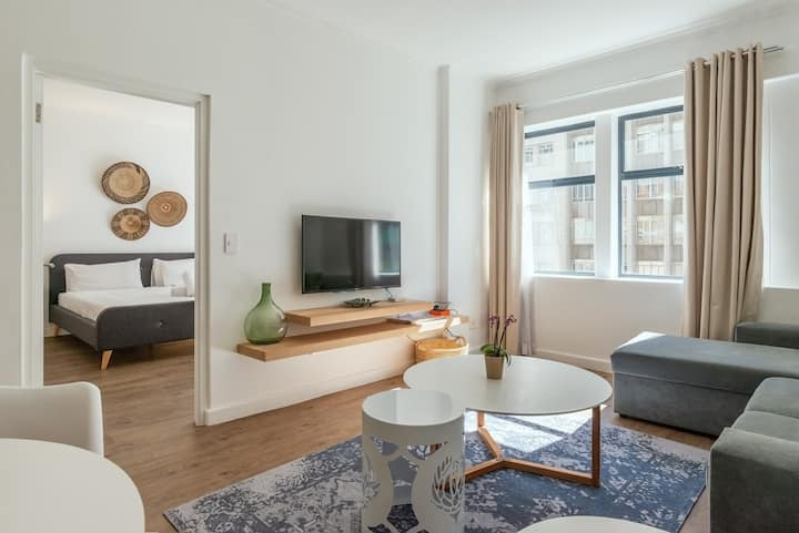 Cape Town City Centre Apartment Adderley Street