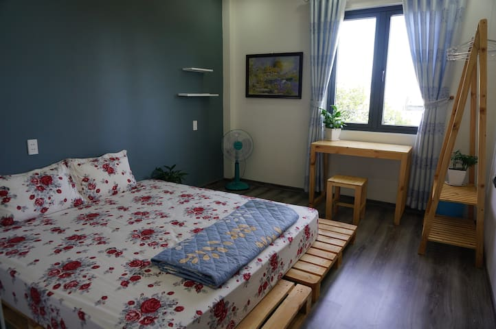 Đậu's Home: Comfy room (2nd fl) - Full of light :)