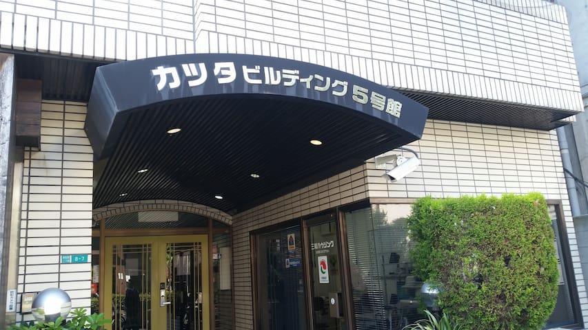長居公園 桜の宿Ⅱ
