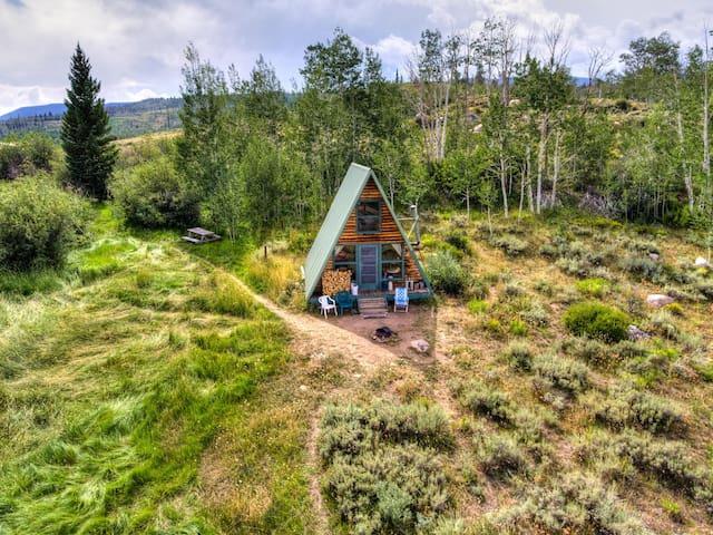 Moose Haven Cabin @ 22 West