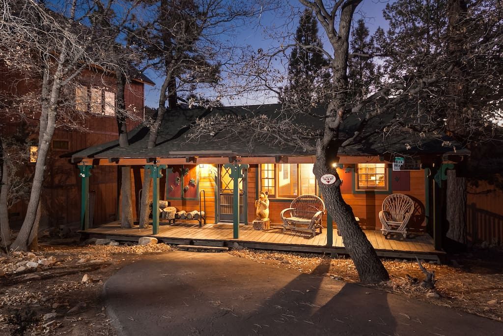 Million dollar views big bear lake cabin cabins for for Big bear 2 person cabin