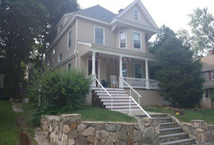 The 1880 House: Historic Single Family Victorian! - Boston - Casa