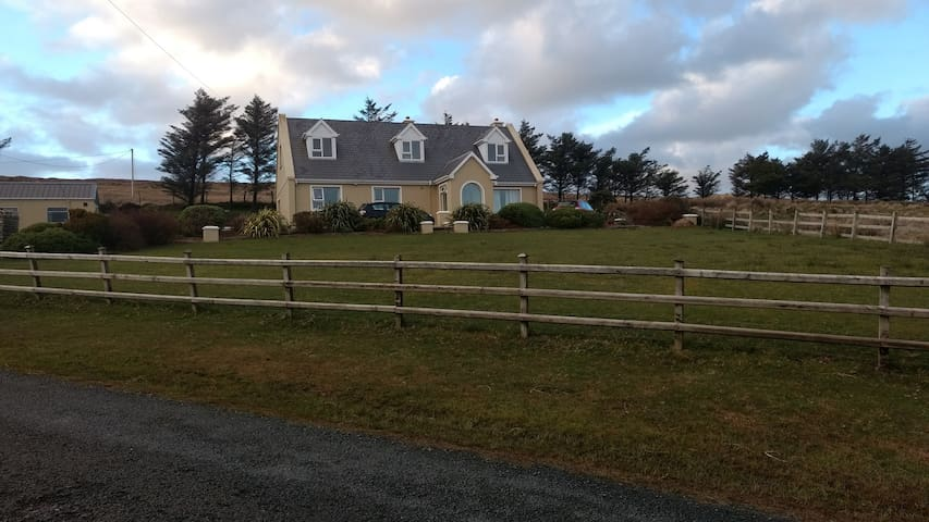 Harmony Hill House, Ideal Base - Wild Atlantic Way