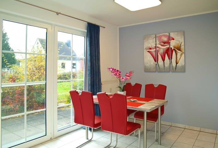Apartement 2 Seeschwalbe - Wohnanlage  Alt  Reddevitz, Appartement  Seeschwalbe in  Alt Reddevitz WG 2