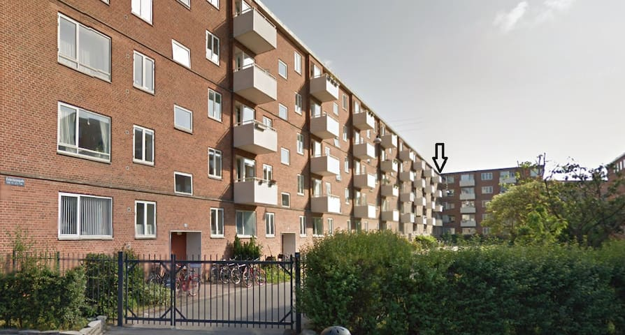 Apartment central of Copenhagen - Kopenhaga