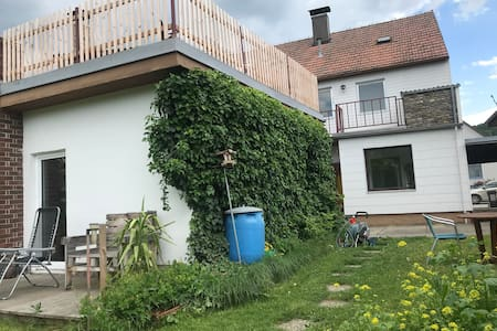 Ferienwohnung mit Sauna und Garten in der Wachau