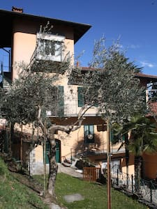 Lovely flat above Lake Maggiore - Magognino