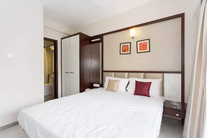 Dhomz suits, Studio apartment in Panampilly Nagar.