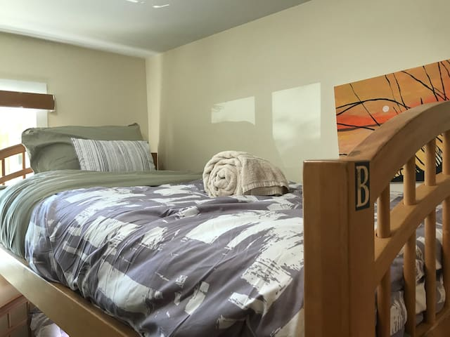 Top Bunk Bed (B) Female Only Shared Room
