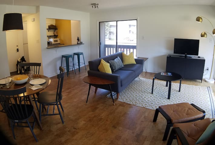Third on Three - Pinehurst - Apartamento