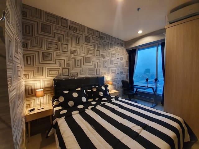 Apartemen Grand Kamala Lagoon Type Studio by araia