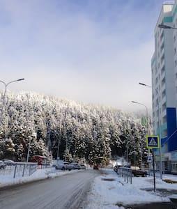 Жильё на биатлон - Ханты-Мансийск