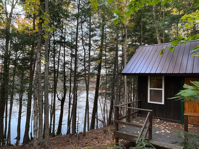 Serenity Now Cabin, UP,  Hiawatha National Forest