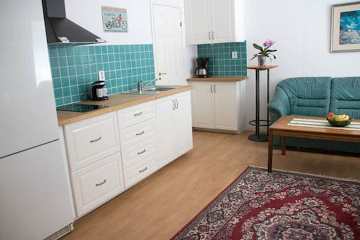 Apartment with own entrance in the house - Danderyd - บ้าน