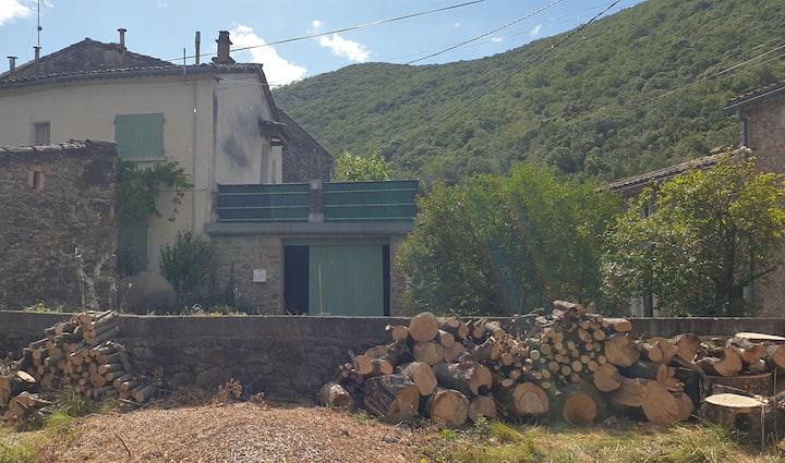 Appartement T3 60m² dans un hameau Cévenol