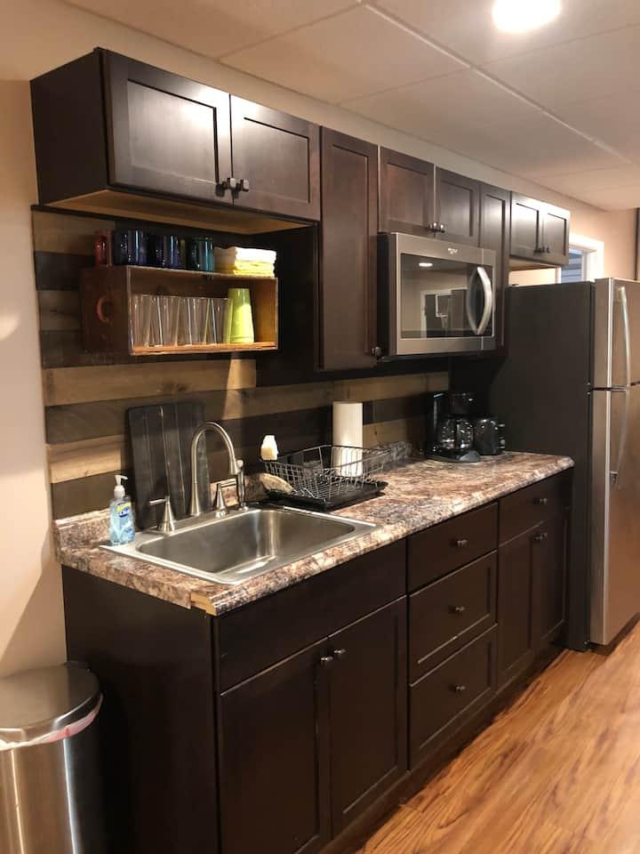 Cartersville 2 BR basement apartment