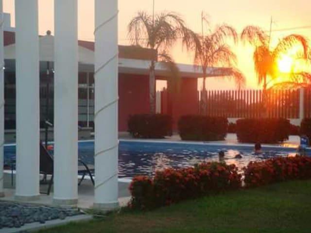 Casa Vacacional Alberca , Vacation Home Pool