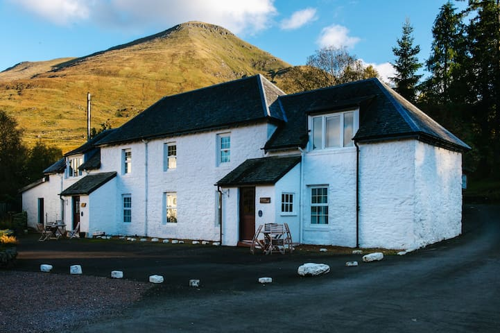 Cottage with wood burning stove. - Crianlarich - Haus