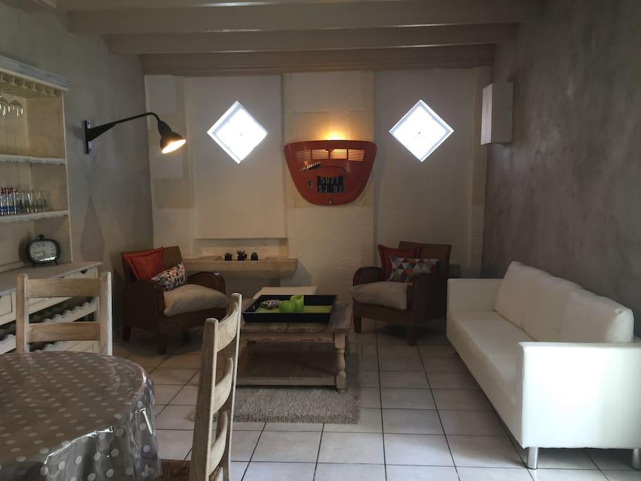 Maison Charentaise Au Pays Des Hu Tres Maisons Louer