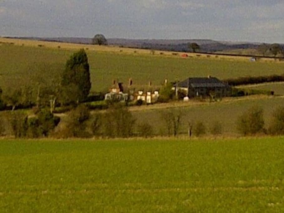 Warren Farm is situated in the middle of the rolling hills of the South Downs