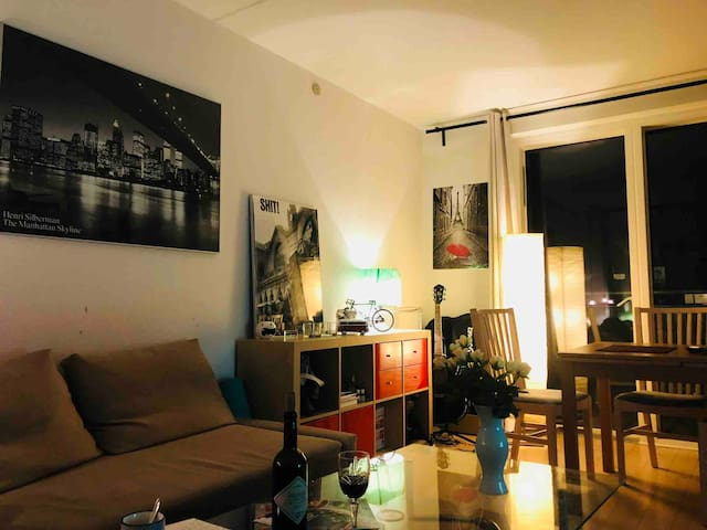 Double room near city center