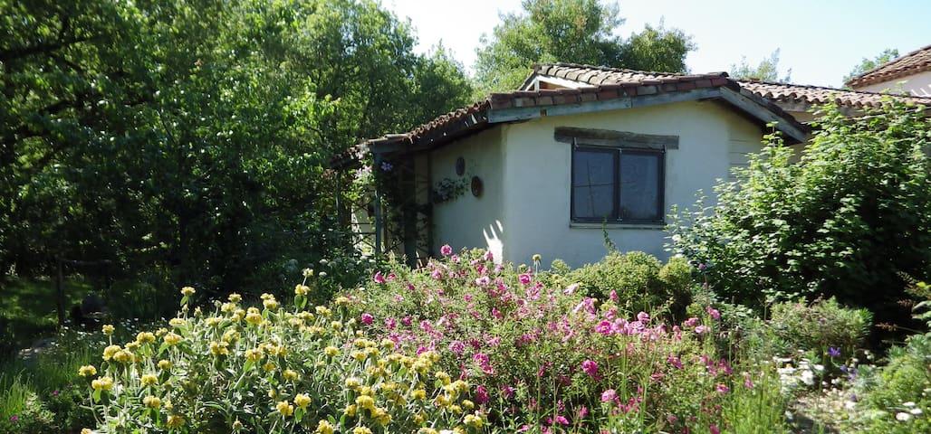 The Garden Room - Saint-Antonin-Noble-Val - Casa