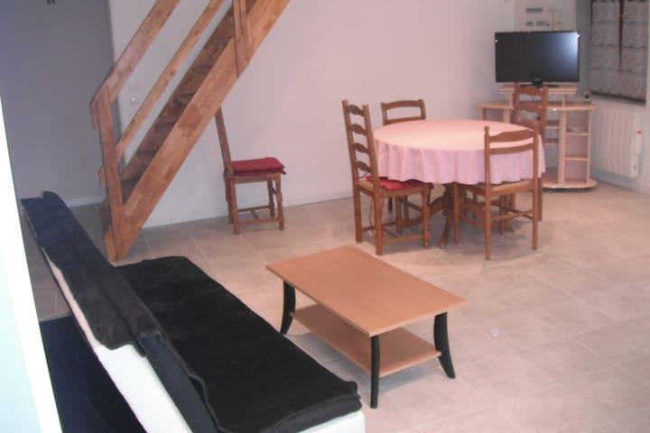 MAISON MEUBLEE 4/5 PERS. NOGENT/SEINE - Nogent-sur-Seine - Дом