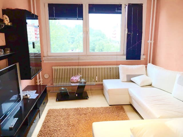 Secured Flat in Luxury Tower - Berlin - House