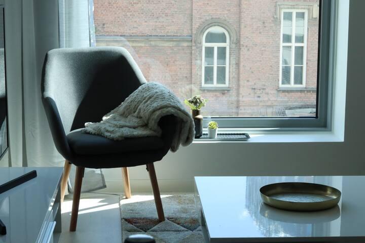 Viihtyisä kaksio Tampereen ydinkeskustassa