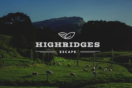 Highridges Escape - Opuawhanga - Rumah