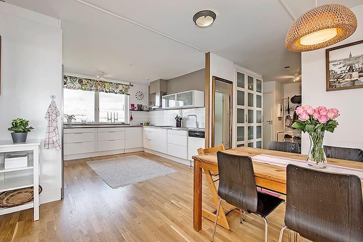 4:a Lägenhet uthyres, Apartment Long term lease