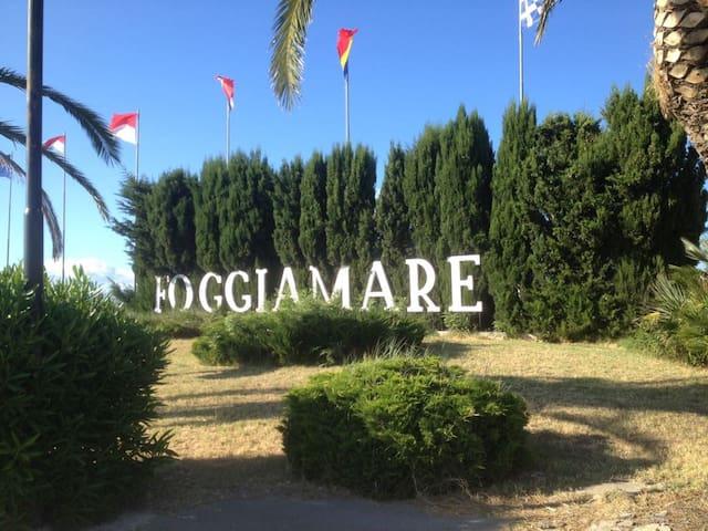 Foggiamare Villetta con Giardino (Casa Vacanze)