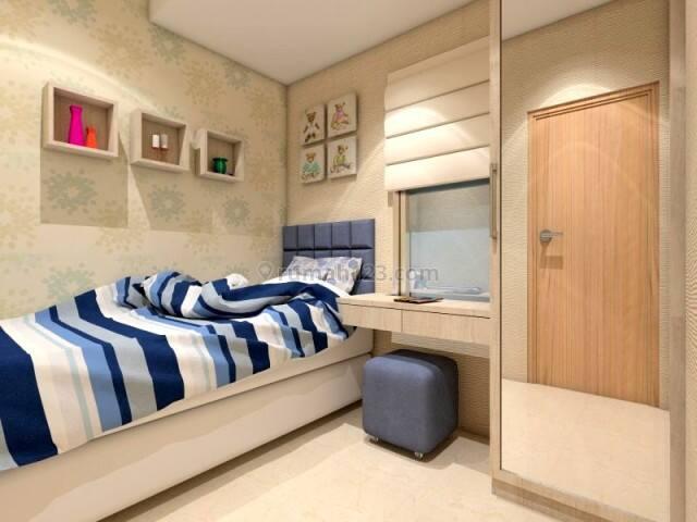 Apartment 2BR  furnished baru dicimone tangerang