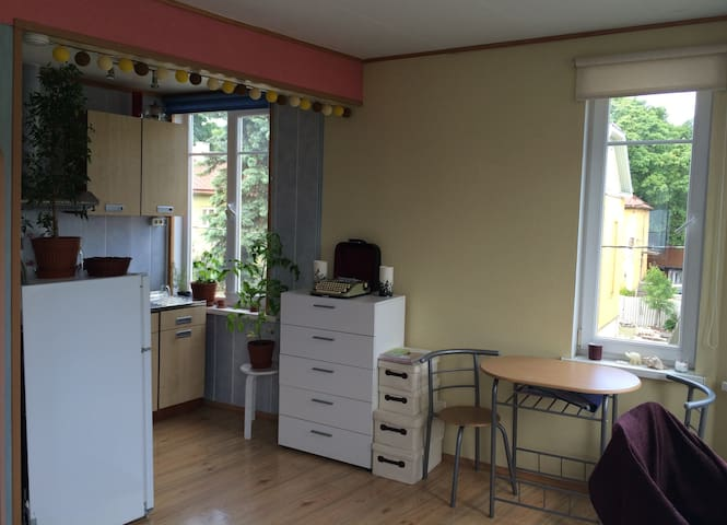Cute and bright studio apartment - Tallinn - Apartament