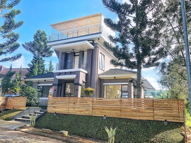 Villa Sejoli 3, Villa Kartun, Kota Bunga, Puncak